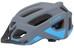 Cube Pro Helmet grey'n'blue